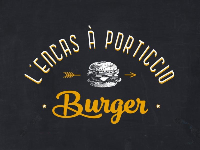 Logotype de L'Encas à Porticcio